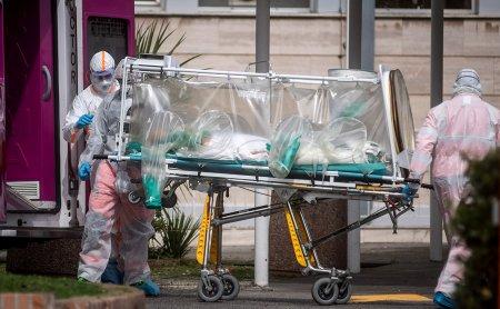 Virusa ilk yoluxmaya İtaliyada rast gəlinib