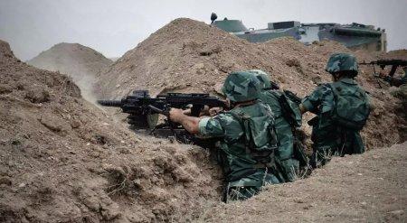 Ermənistan silahlı qüvvələri Sədərək istiqamətində atəşkəsi pozdu