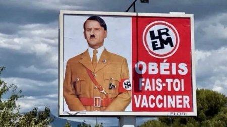 Makronun Hitlerlə oxşarlığı insanlar arasında təşviş yaradıb