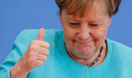 """Fransada da """"Merkel"""" deyənlər üstünlük təşkil etdi"""